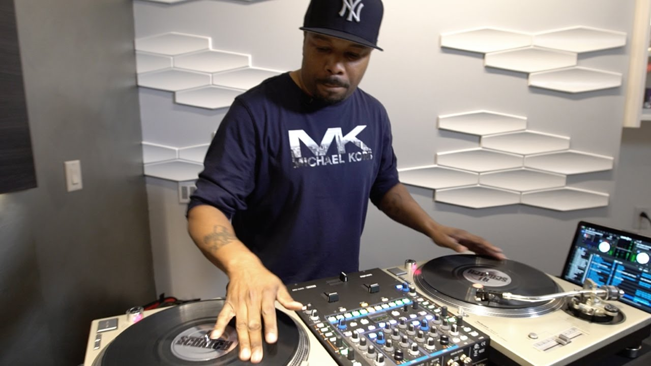 LIFE: DJ Scratch Shows His Skills and Speaks on Life as a DJ
