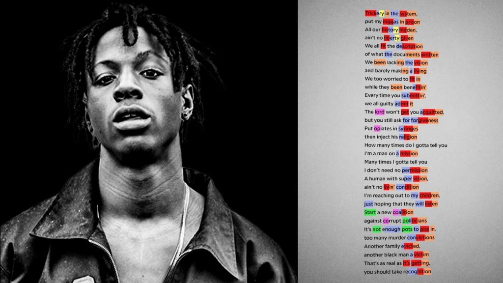 "LIFE: Joey Bada$$ ""Land of The Free"" 