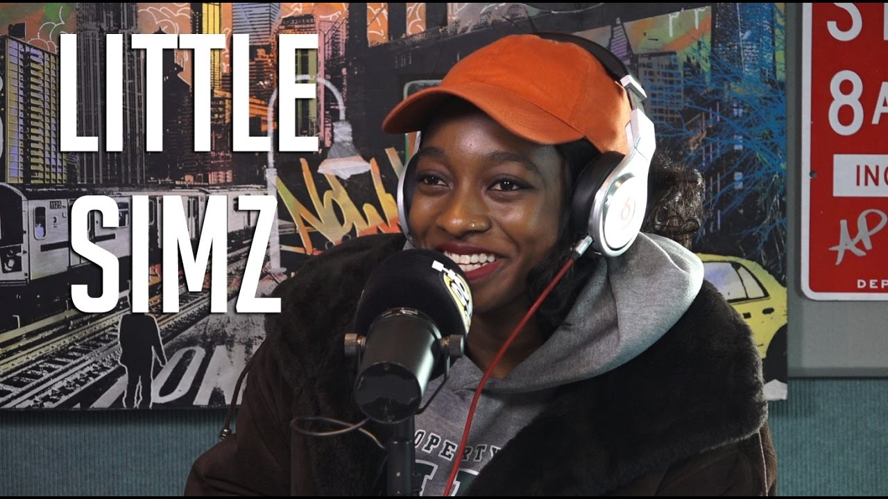 LIFE: Little Simz Talks Name Change, Racism in the UK + Acapella Freestyle