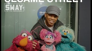 MUSIC: Sesame Street RAP on Sway in the Morning!