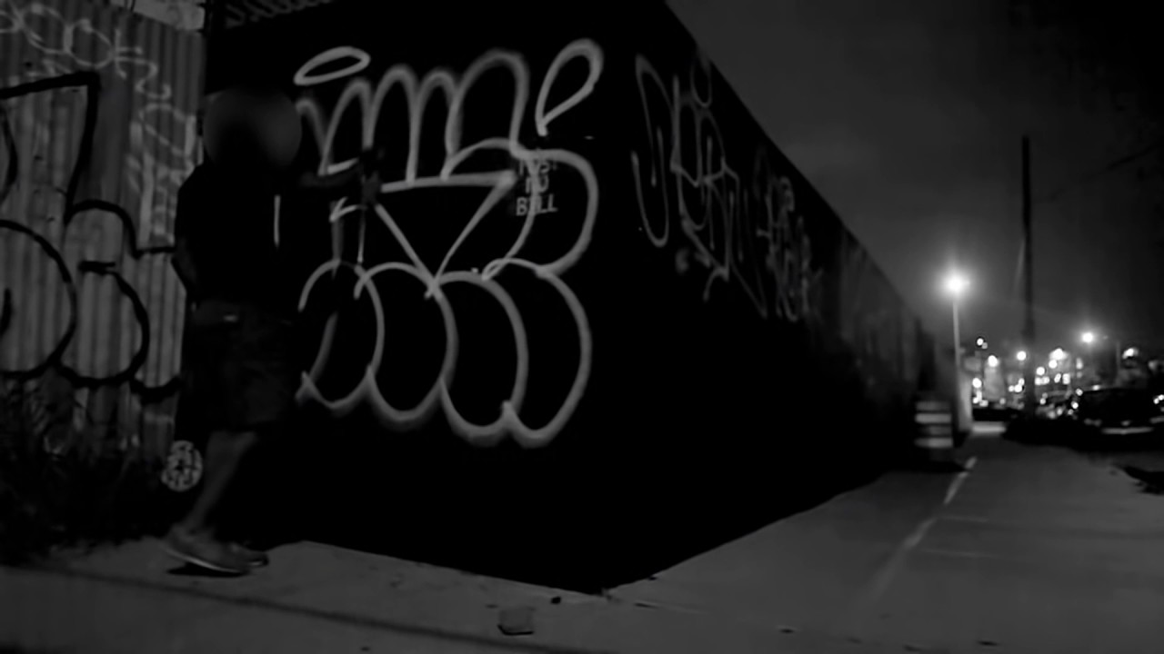 ART: TagsAndThrows – In Action 003 – Acroe and Dek in New York.