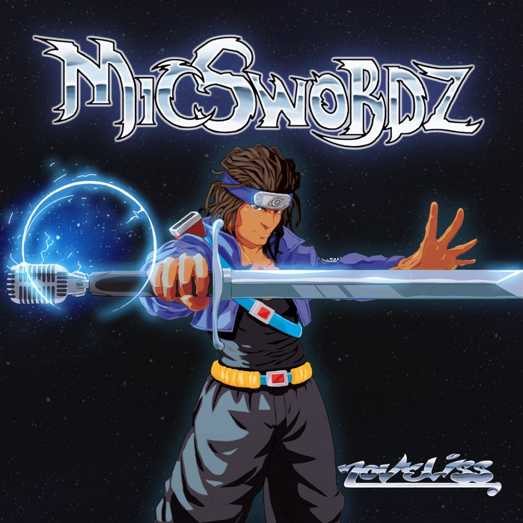 Best of 2016: Noveliss - Mic Swordz (Best Hip Hop Projects of 2016)