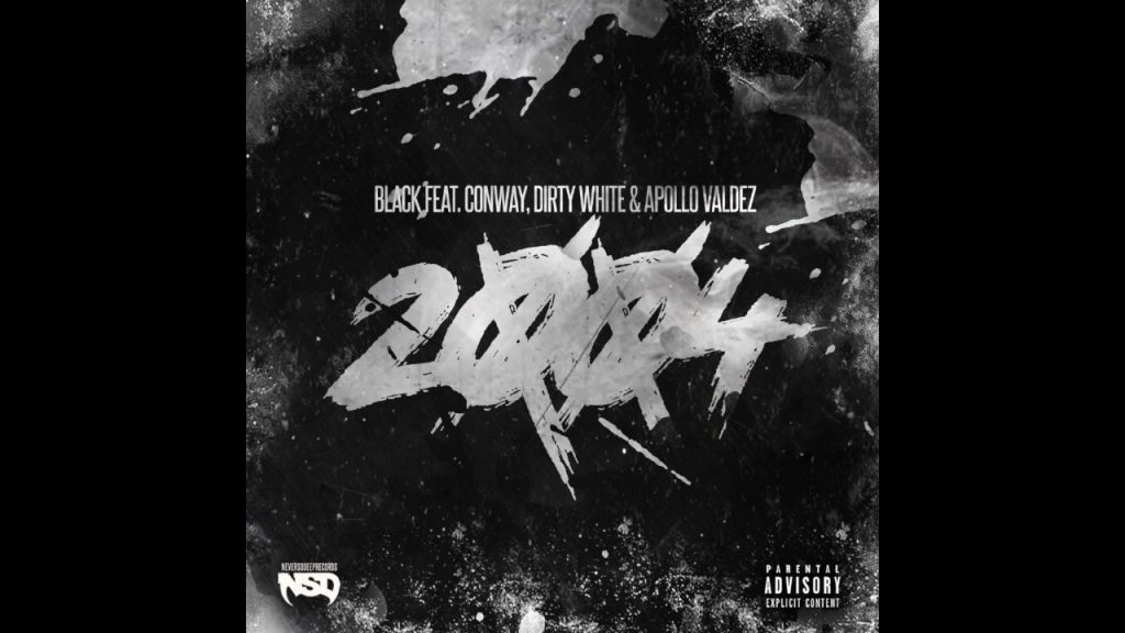 """MUSIC: Black - """"2004"""" Feat. Conway, Appollo Valdez & Dirty White (Produced By DJ Bless)"""