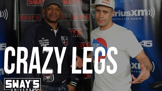 LIFE: Crazy Legs Gives a Raw Hip-Hop Lesson on Sway in the Morning