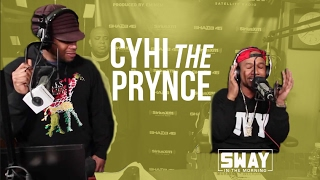 """LIFE: CyHi the Prynce on Working with Jay Z, Rap Cypher with Big Sean & """"Legend"""" Freestyle"""
