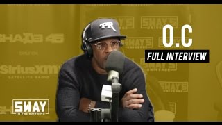 LIFE: D.I.T.C Member O.C Tells Stories of Seeing Big L on His Last Days + Weighs in on New School Rap