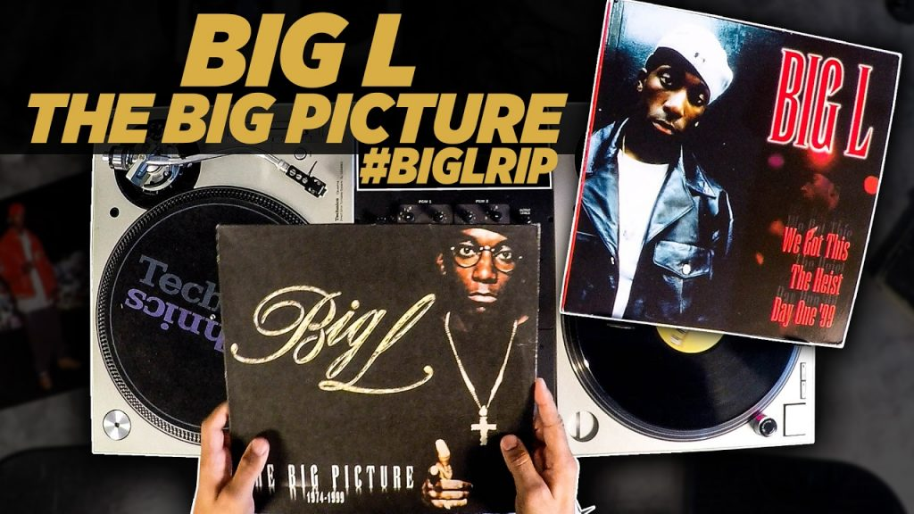 LIFE: Discover Classic Samples Used On Big L's 'The Big Picture'