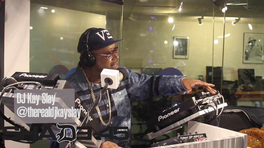 LIFE: Dj Kayslay Interviews Raekwon the Chef at Shade45  SiriusXM