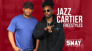 BARS: Jazz Cartier Freestyles Live on Sway in the Morning