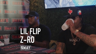 LIFE: Lil Flip and Z-Ro Interview on Sway in the Morning