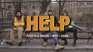 """MUSIC: Your Old Droog - """"Help"""" feat. Wiki and Edan"""