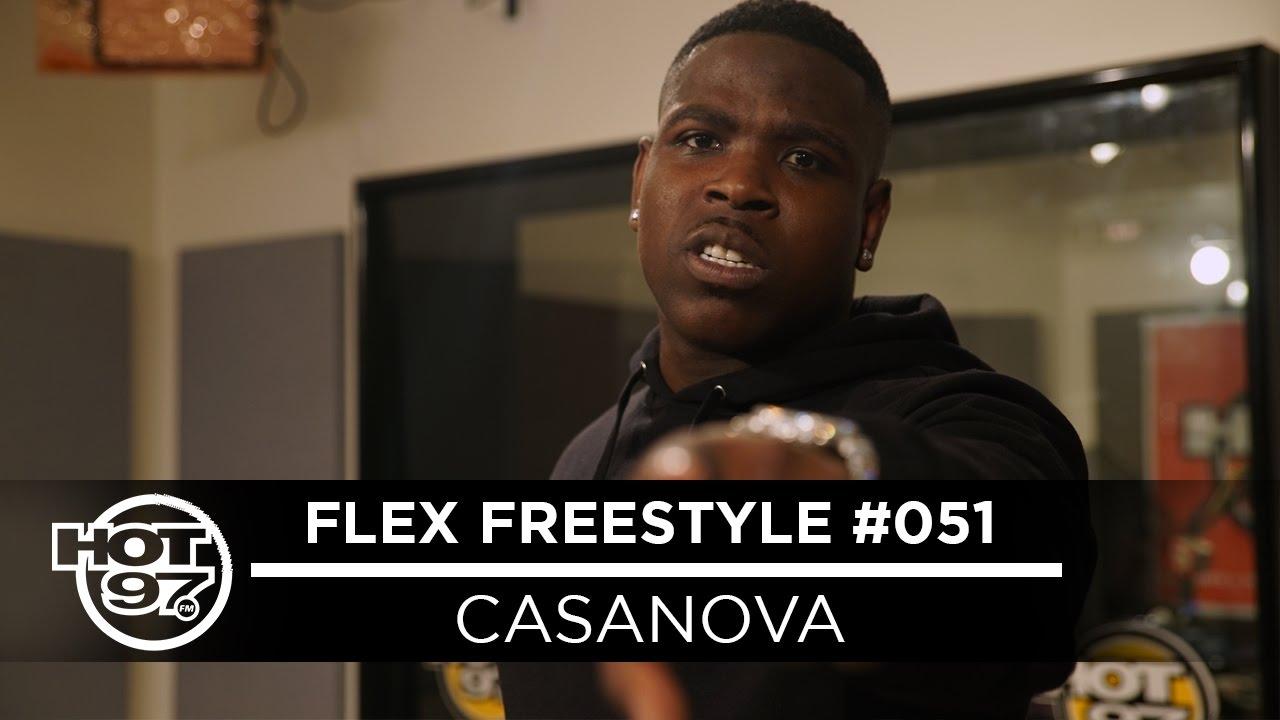 BARS: Casanova on Funk Flex | #Freestyle051