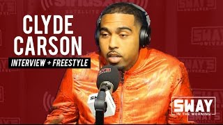 LIFE: Clyde Carson on The Bay Area's Influence on Music + Freestyles Live