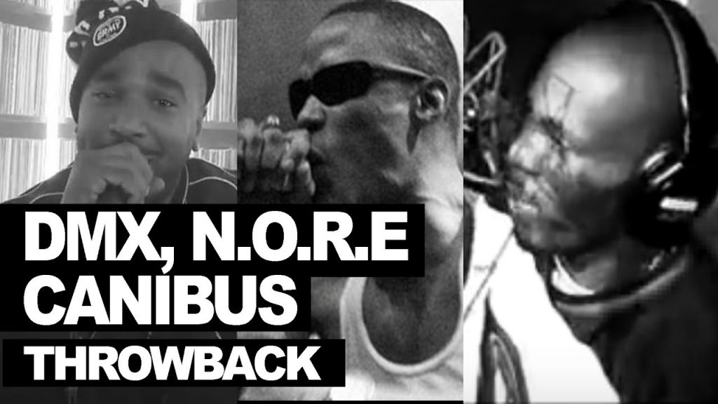 BARS: DMX, Canibus, N.O.R.E freestyle full 1998 throwback