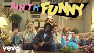 MUSIC: Danny Brown - Ain't It Funny (Official Video, dir. Jonah Hill)
