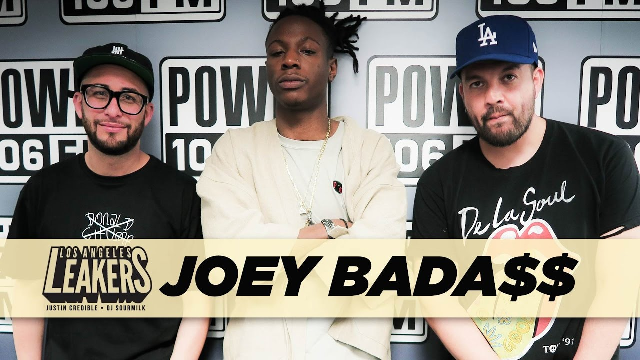 LIFE: Joey Bada$$ Clears Up 2Pac Comment + Talks J Cole's Feature On 'All-Amerikkkan Badass'