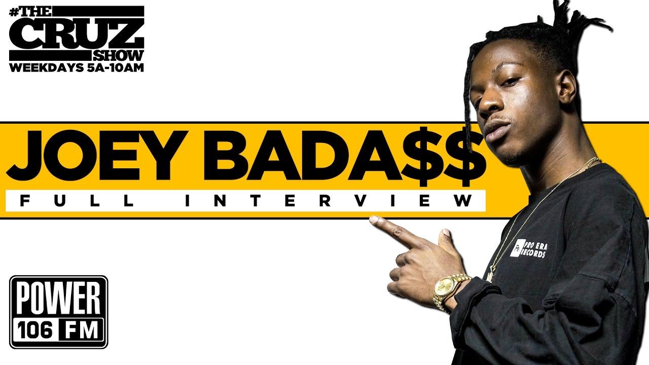 LIFE: Joey Bada$$ Explains New Focus On 'All-Amerikkkan Badass'