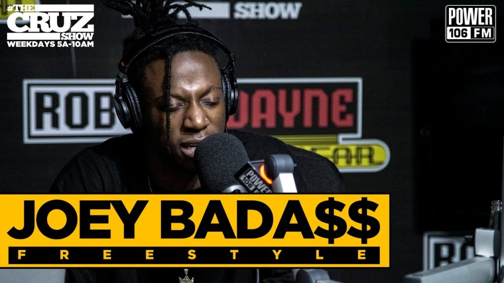BARS: Joey Bada$$ Freestyles Over Miguel ft. J. Cole Beat