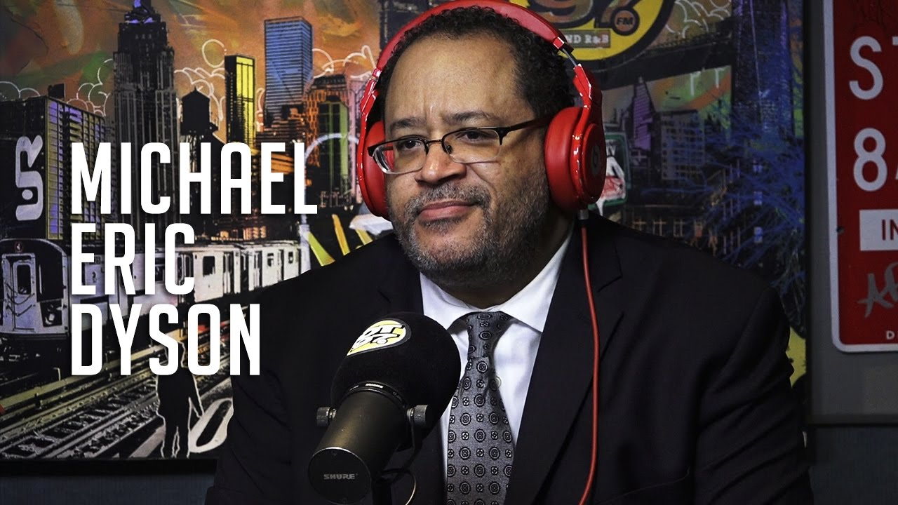 LIFE: Micheal Eric Dyson Talks Meeting With Kanye, Run in With Trump & Obama's Legacy