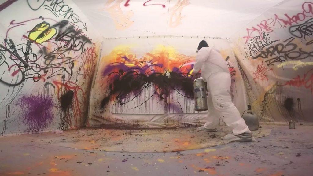 ART: RIME, 'UP ON THROUGH'
