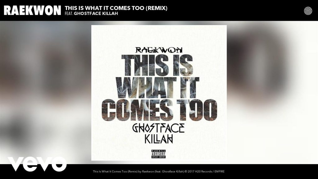 MUSIC: Raekwon - This Is What It Comes Too (Remix) (Audio) ft. Ghostface Killah