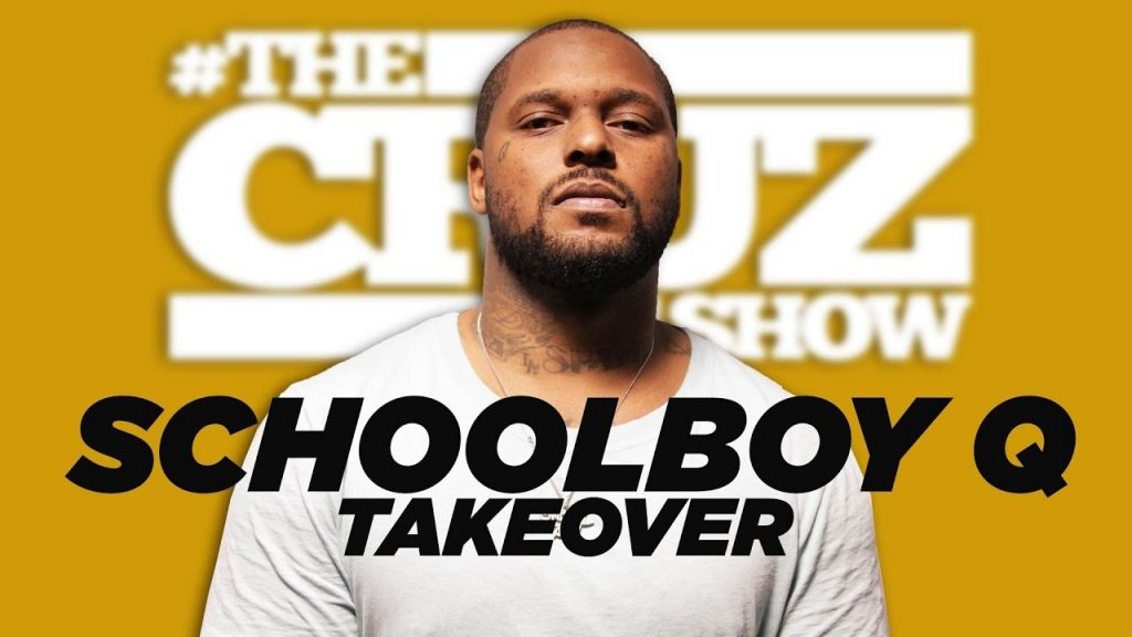 "LIFE: ScHoolboy Q Defends Women's Rights + Gives Advice To ""Cash Me Outside' Girl"