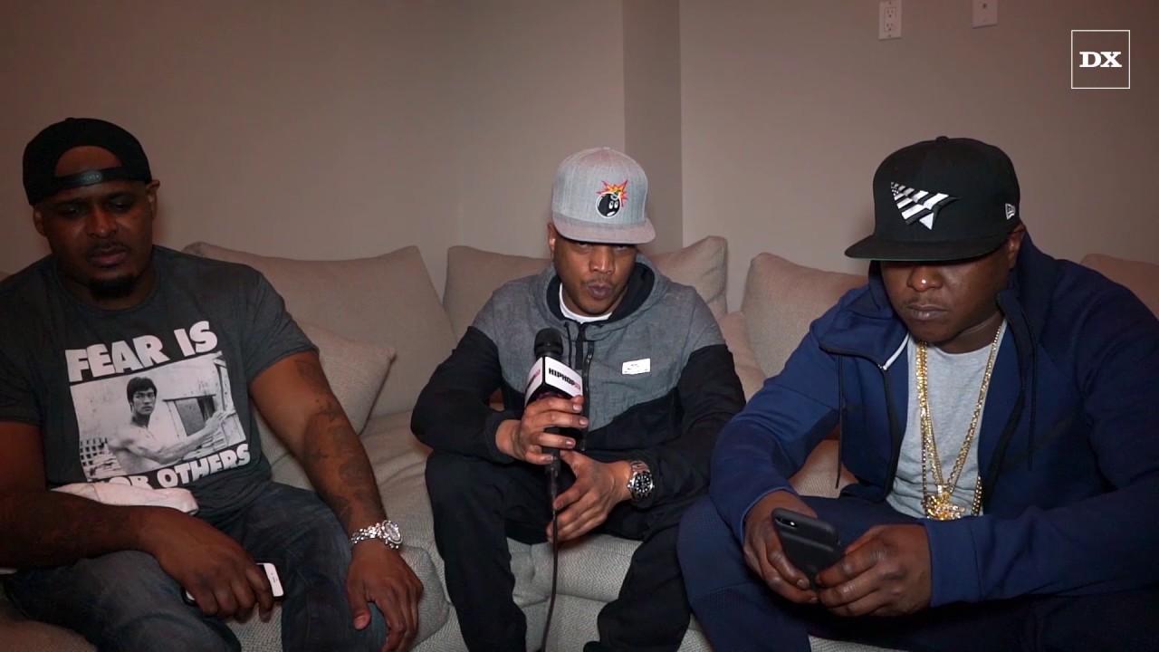 LIFE: The Lox Discuss Hip Hop Ageism & Wu-Block 2 Update