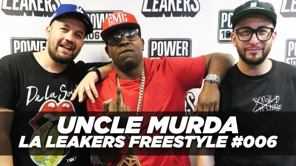 BARS: Uncle Murda Freestyle With The LA Leakers | #Freestyle006