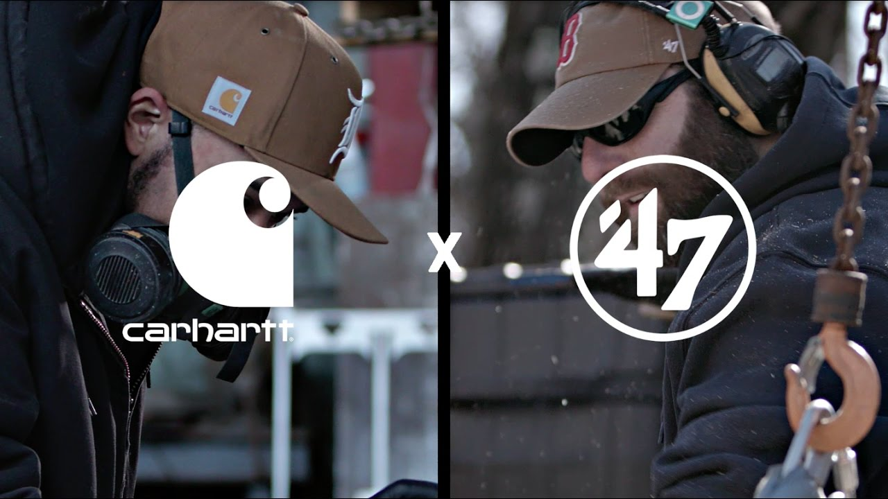 STYLE: Carhartt x '47 – OUTWORK x OUTROOT Collaboration
