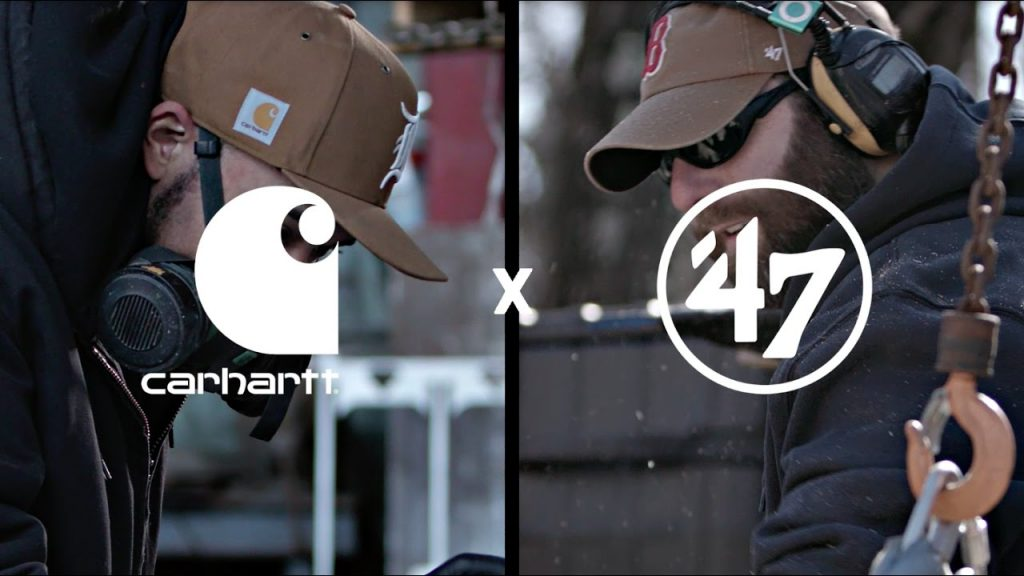 STYLE: Carhartt x '47 - OUTWORK x OUTROOT Collaboration