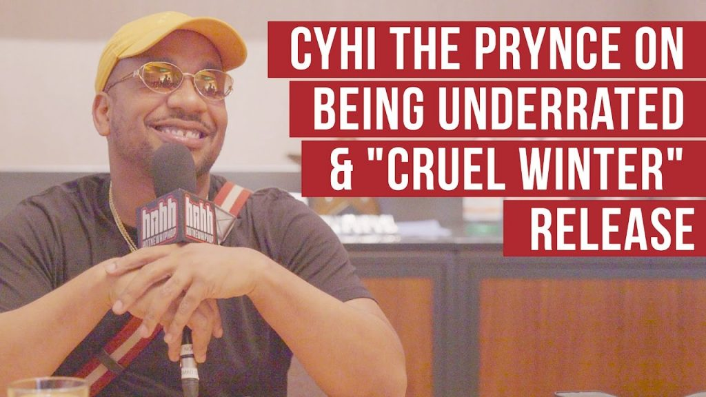 "LIFE: CyHi The Prynce On Being ""Underrated"" & ""Cruel Winter"" Release"