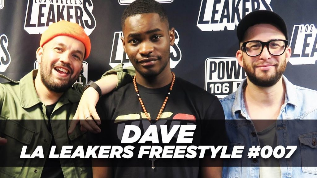 BARS: Dave Freestyle With The LA Leakers | #Freestyle007