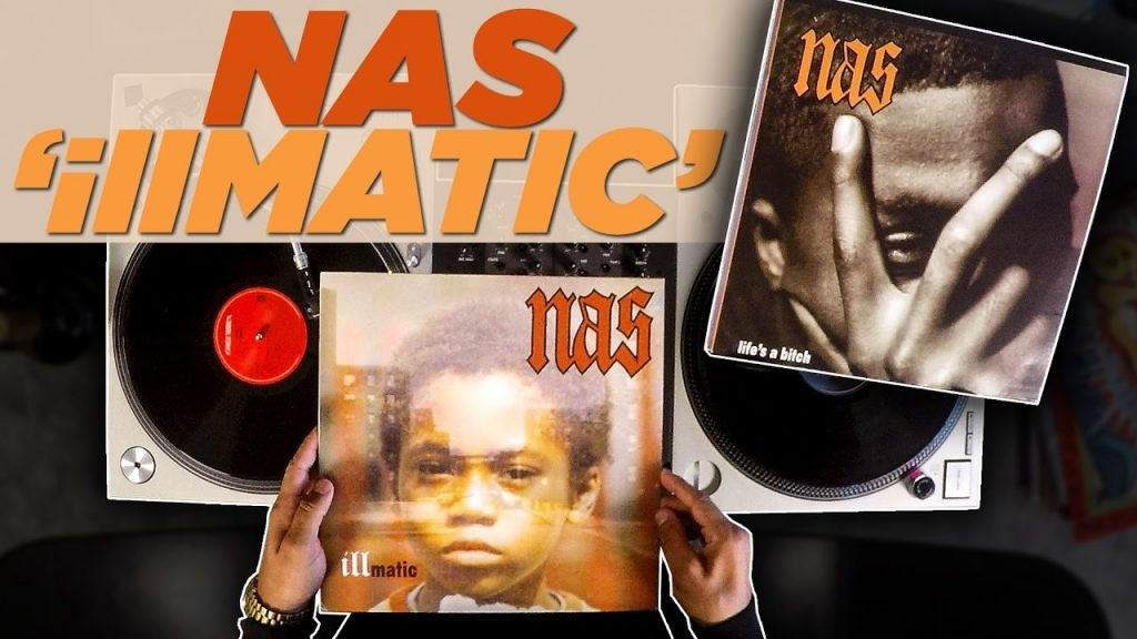 LIFE: Discover Classic Samples Used On Nas 'illmatic'