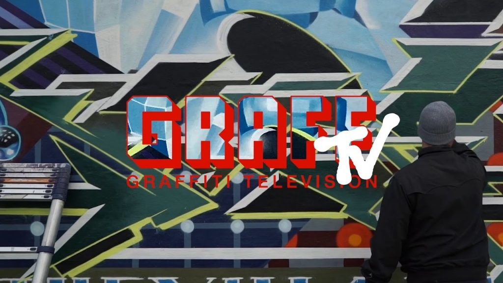 ART: GRAFFITI TV: DRIK