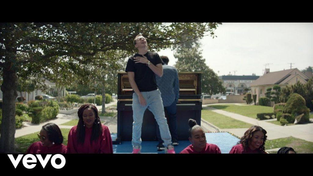 MUSIC: Logic - Black SpiderMan ft. Damian Lemar Hudson