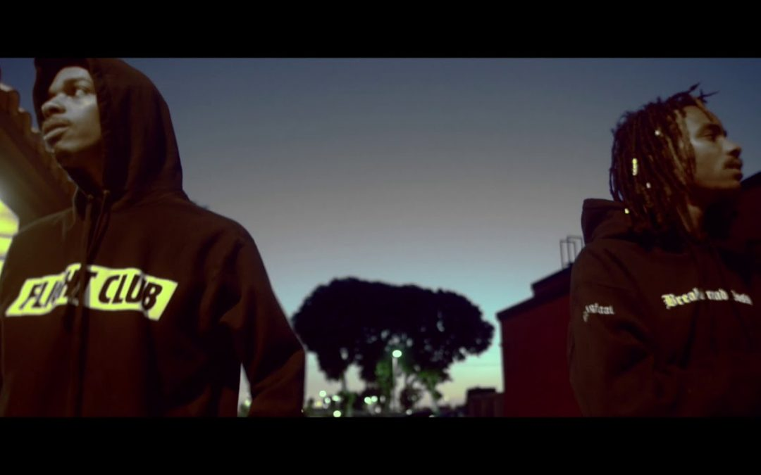 MUSIC: Chuuwee & Trizz – By Myself (Official Music Video)
