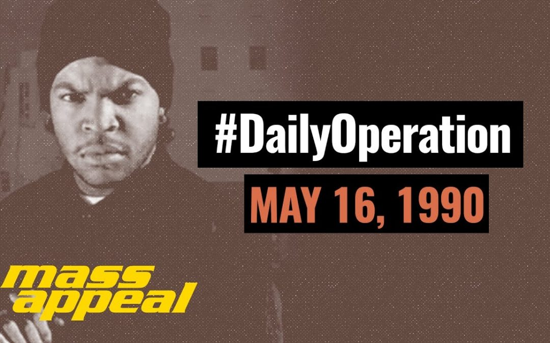 LIFE: Daily Operation: The 27th Anniversary of AmeriKKKa's Most Wanted