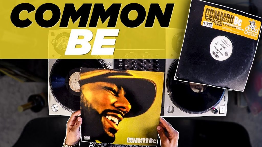 LIFE: Discover Classic Samples On Common's 'Be'