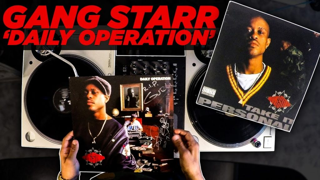 LIFE: Discover Classic Samples On Gang Starr's 'Daily Operation'