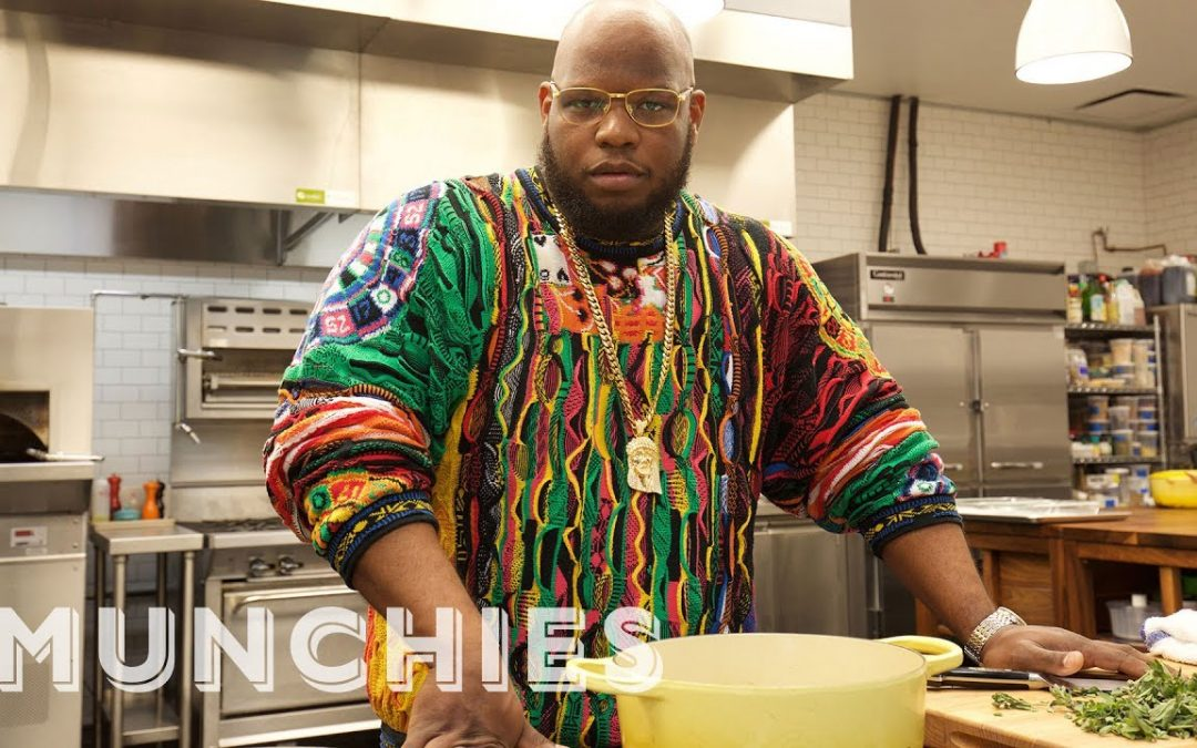 LIFE: How-To: Make Shrimp Parm on Steroids with Meyhem Lauren