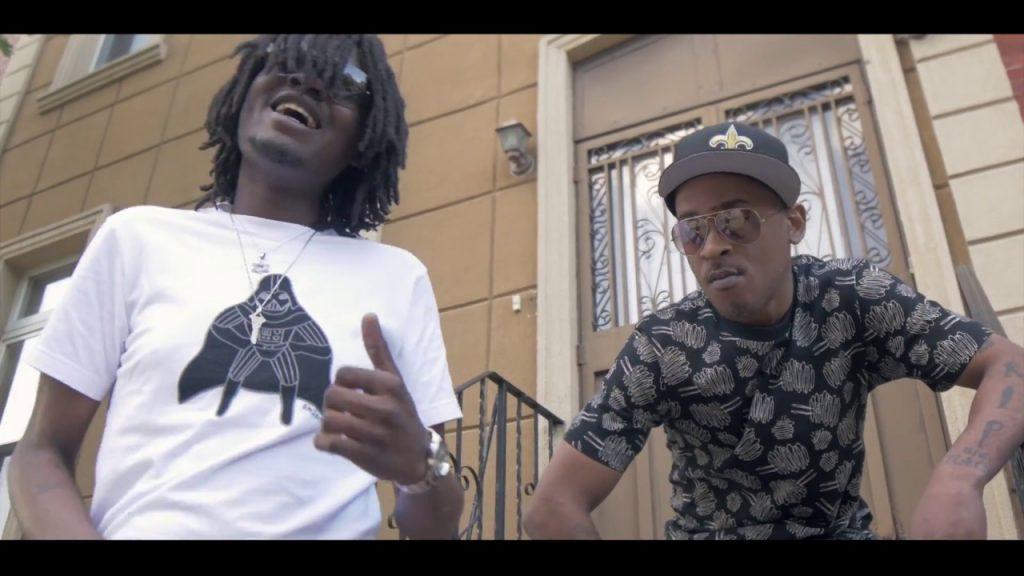 MUSIC: Kenny Marcellus ft Buckshot - Where the bag at?