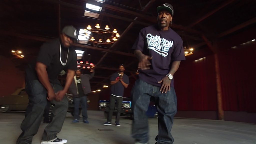 MUSIC: MC Eiht - Represent Like This ft. DJ Premier, WC
