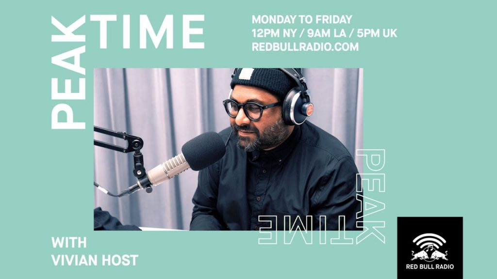 LIFE: Questlove and the Def Jam DMX - Peak Time on Red Bull Radio