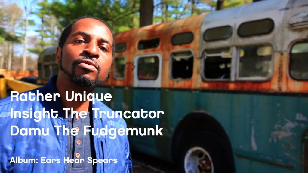 MUSIC: Rather Unique (Music Video) - Insight The Truncator & Damu The Fudgemunk