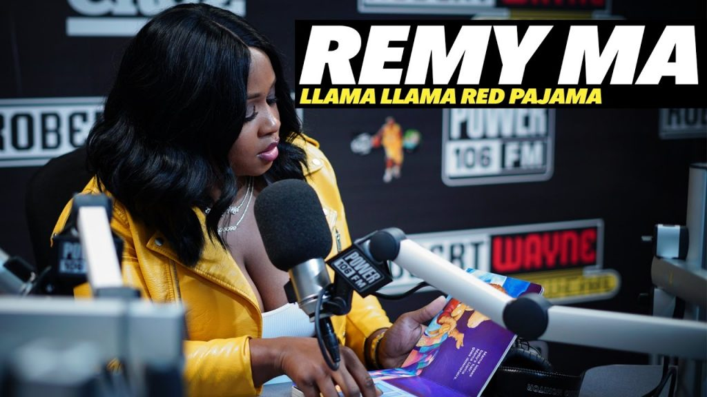 BARS: Remy Ma Freestyle - Llama Llama Red Pajama