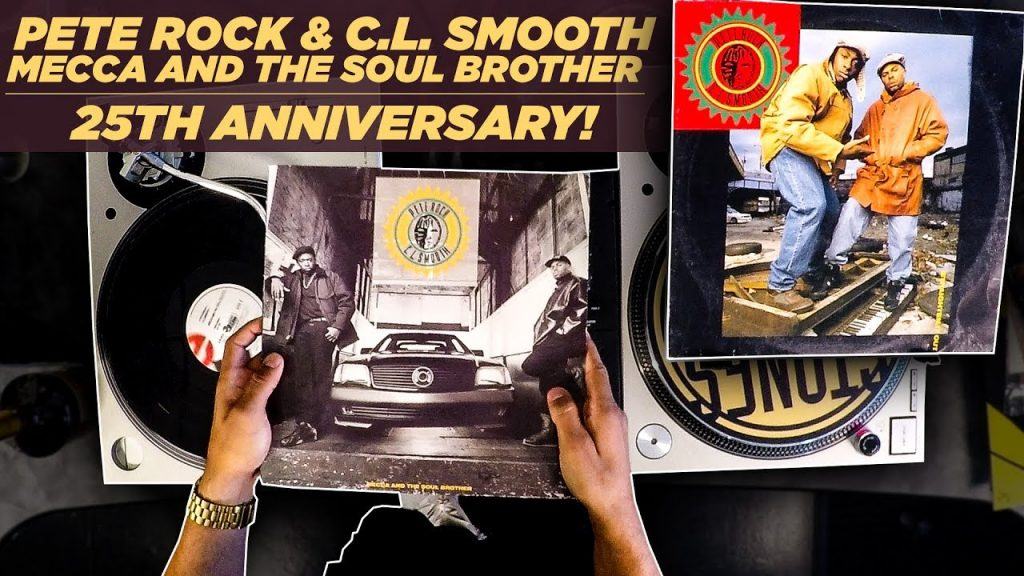 LIFE: Discover Classic Samples On Pete Rock & C.L. Smooth's 'Mecca And The Soul Brother'
