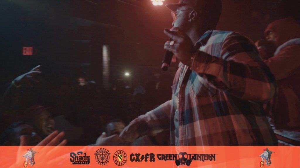 LIFE: Griselda On Steroids Tour: Smoke DZA Join W$G x Conway for Mr. Fuji