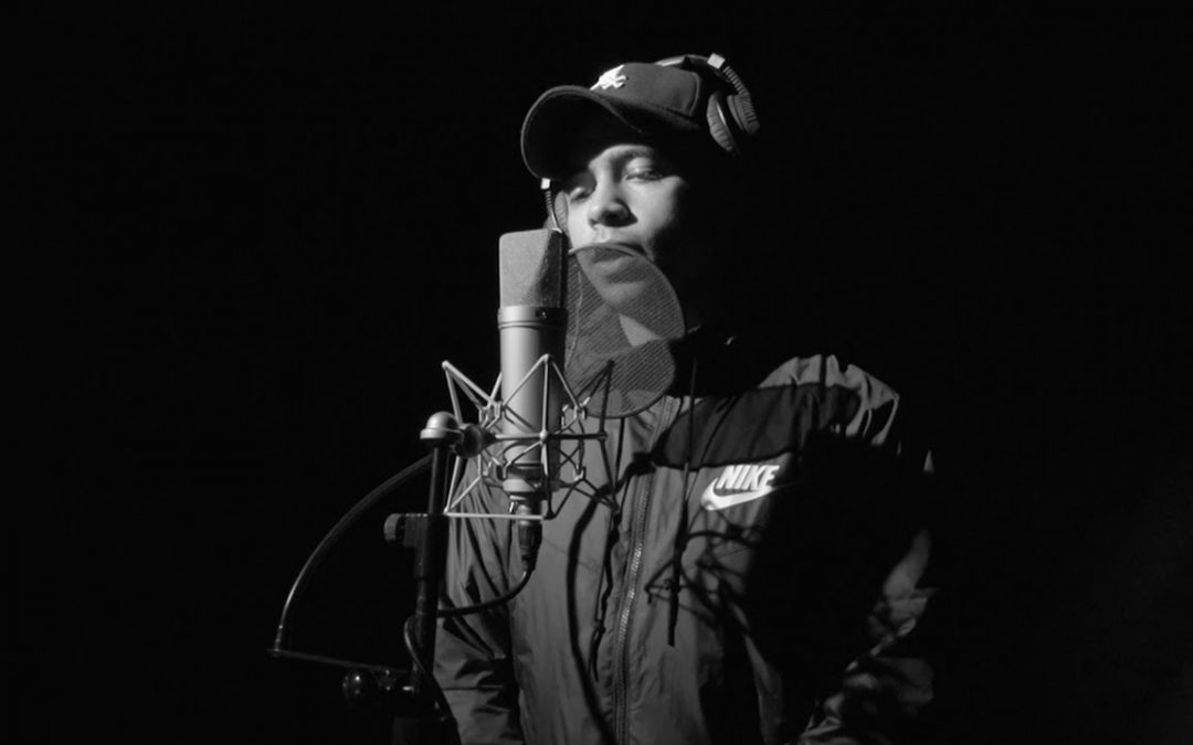 BARS: Lukan Rai$ey's Turn in The Booth Delivers Perfect Summer Vibes | 64 Bars