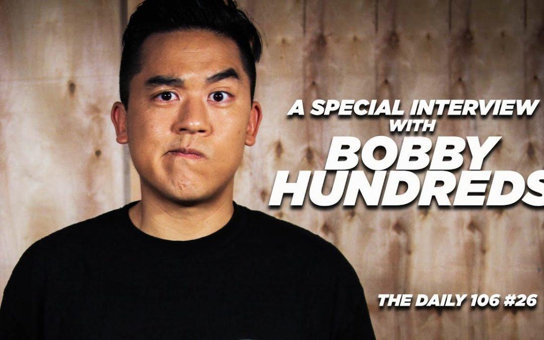 STYLE: The Hundreds Co-Founder Bobby Hundreds Talks New Documentary 'Built To Fail' | #TheDaily106 026