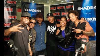 LIFE: The Outlawz Tell Exclusive Stories About Tupac, React to Funk Flex & Treach + Perform Live
